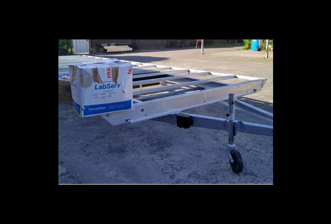 PRICE REDUCED  SMART TRAILER FOR TINY HOUSE photo 0