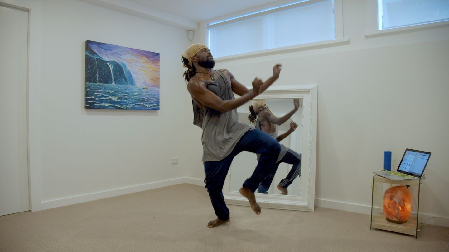 Afro with Antonio- Afro-fusion online classes photo 0