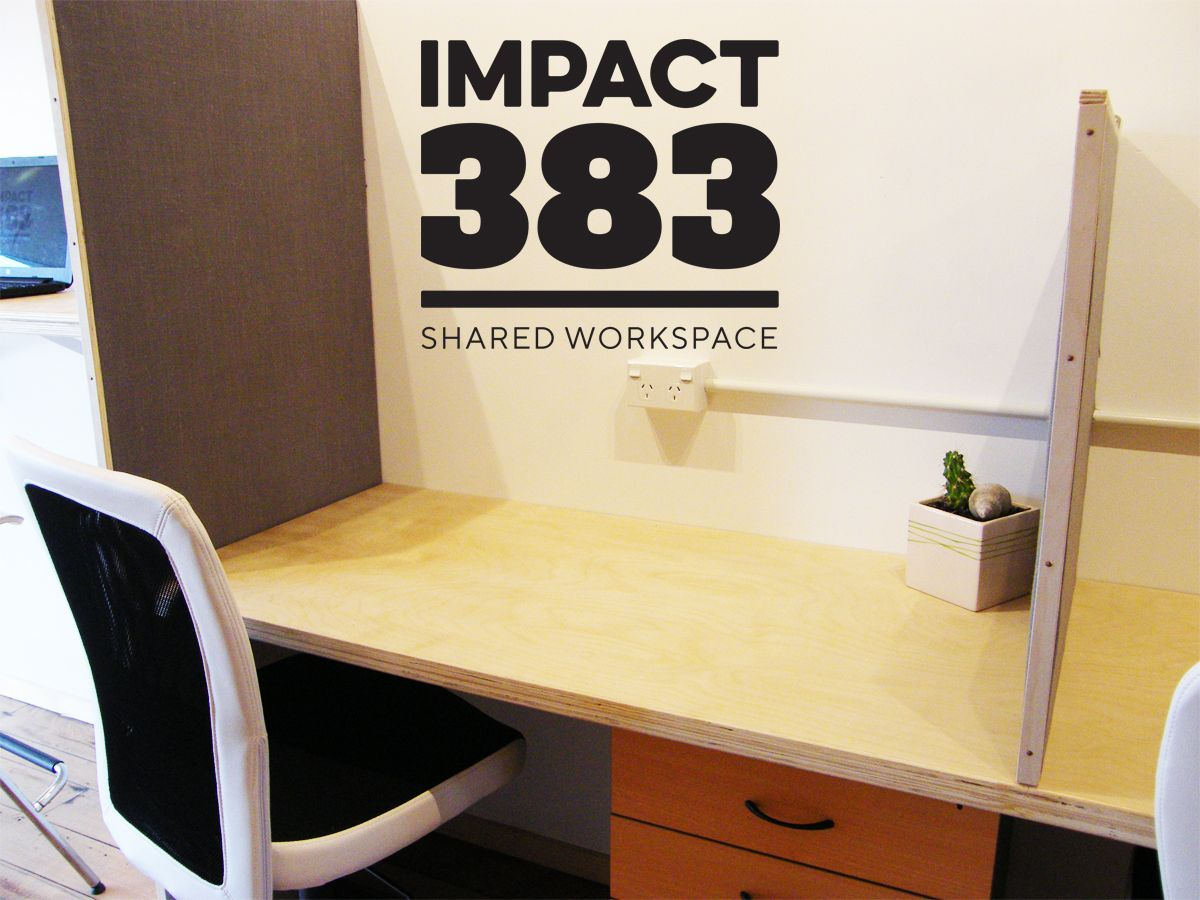 Impact383 workspace at the Mount photo 1