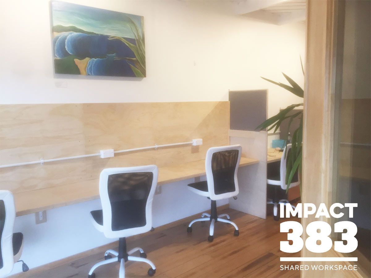 Impact383 workspace at the Mount photo 0