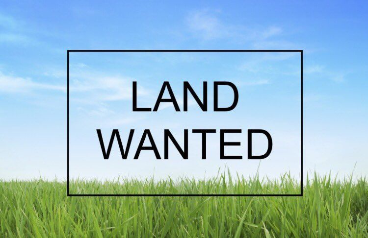 Looking for land!!