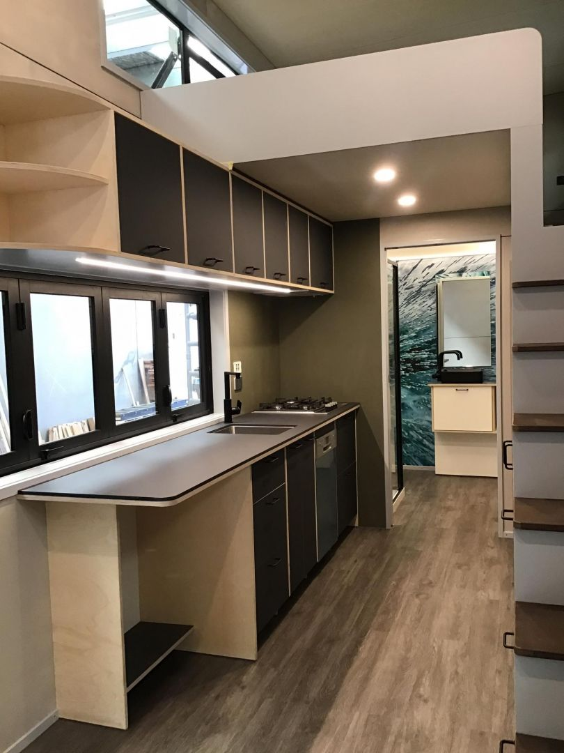 Tiny House on wheels for sale photo 10