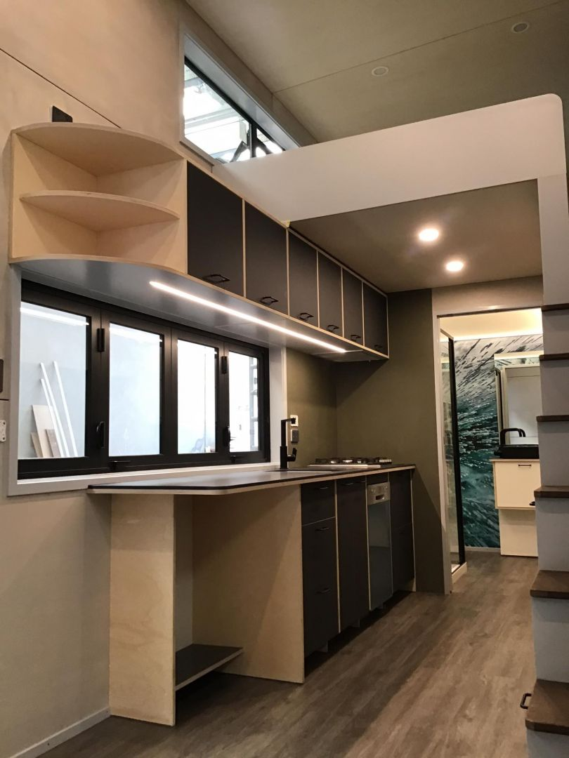 Tiny House on wheels for sale photo 18