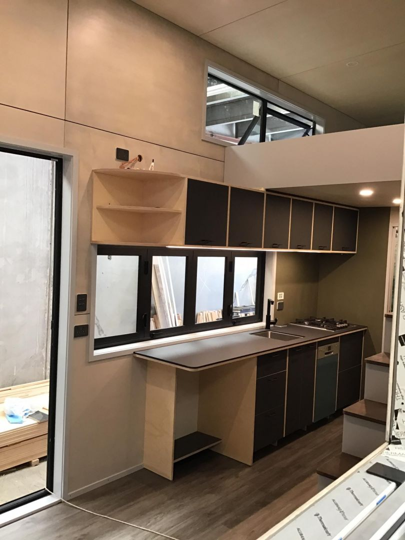 Tiny House on wheels for sale photo 16