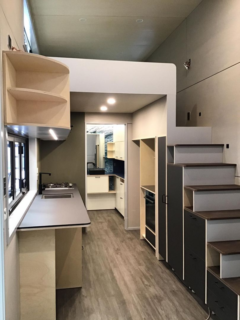 Tiny House on wheels for sale photo 12