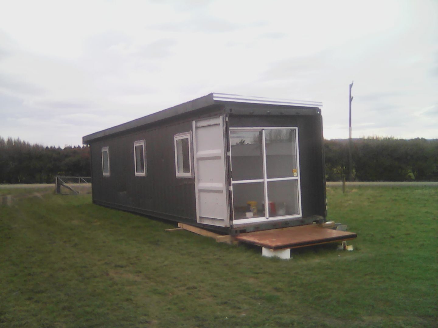 Shipping container cabins. photo 0