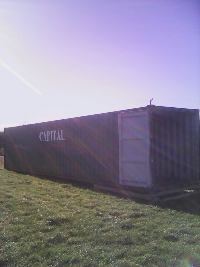 Shipping container cabins. photo 3