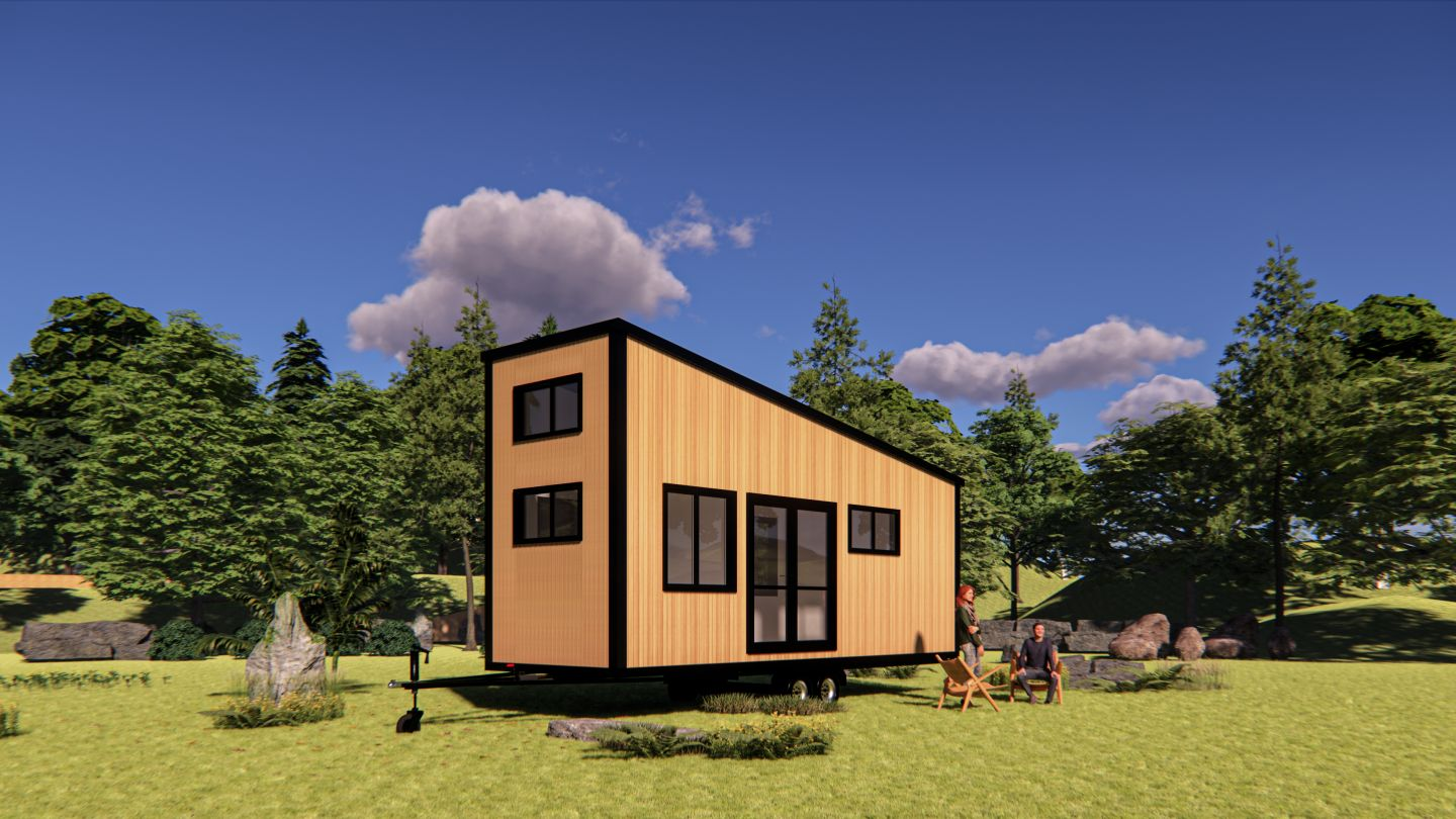 Defined Spaces tiny home & cabins