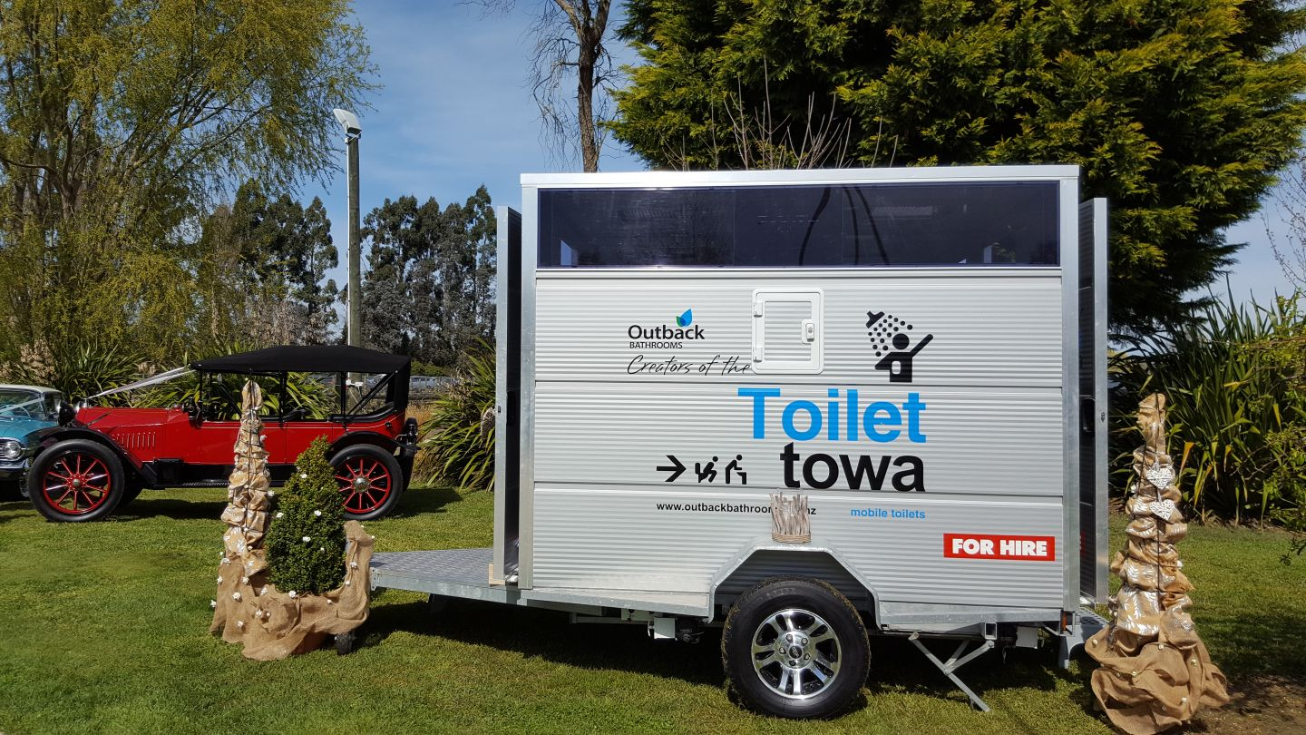 Outback Bathrooms - Mobile Toilets and Showers photo 1