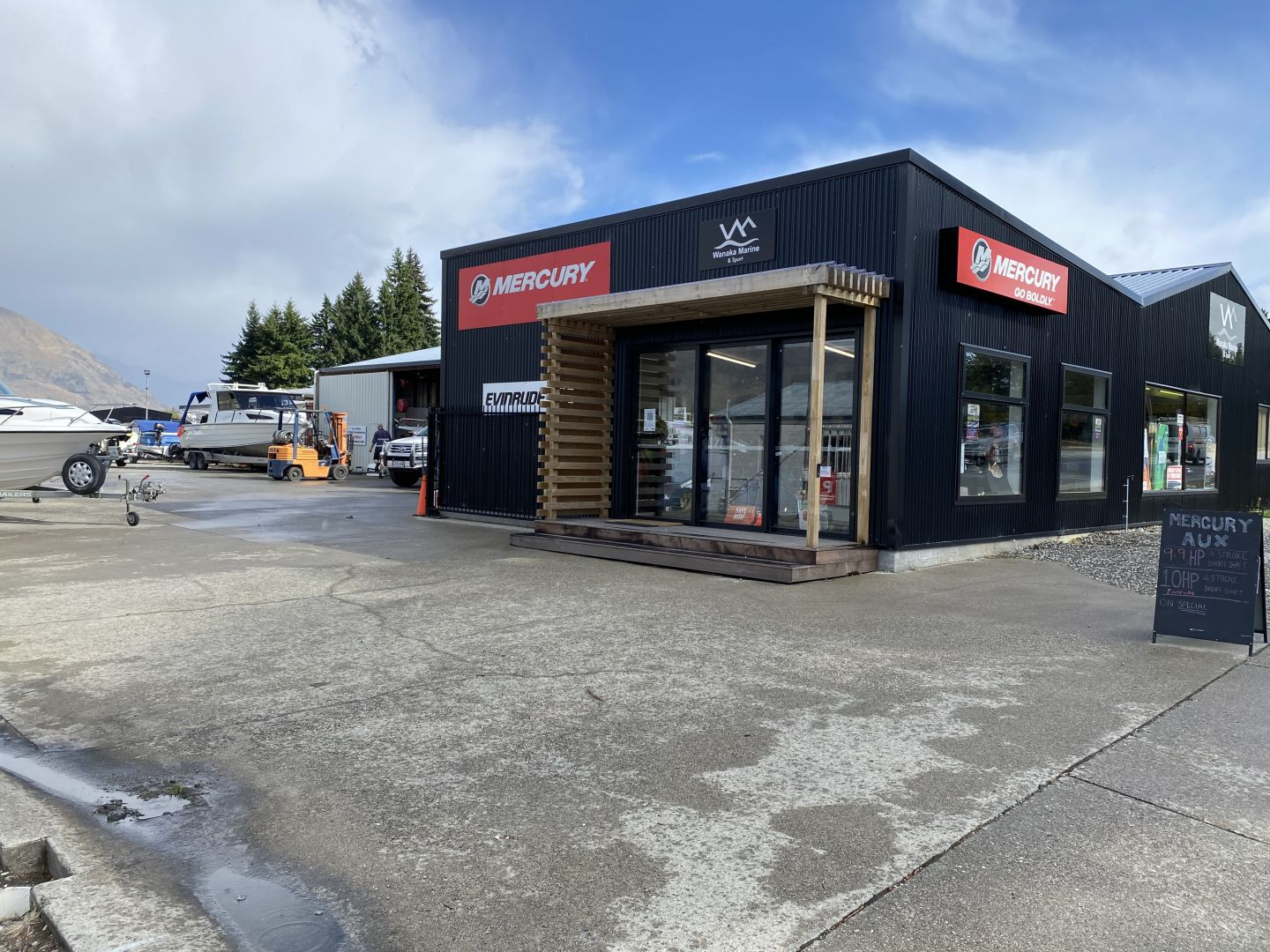 Marine And Sports Sales and Service