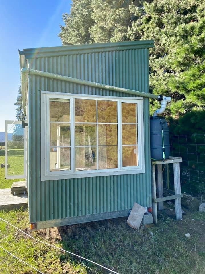 Tiny home self sufficient photo 1