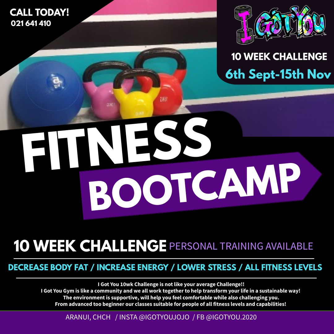 Bootcamp, personal training or mobile personal training photo 2