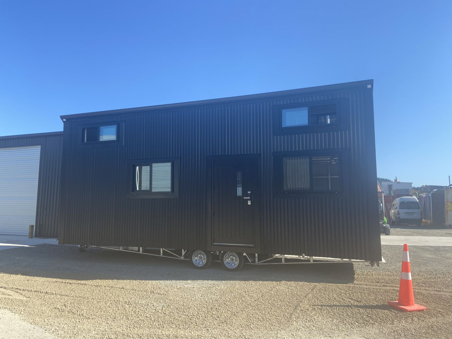 Tiny Homes & Cabins from 4.2 metres up to 9 metres photo 16