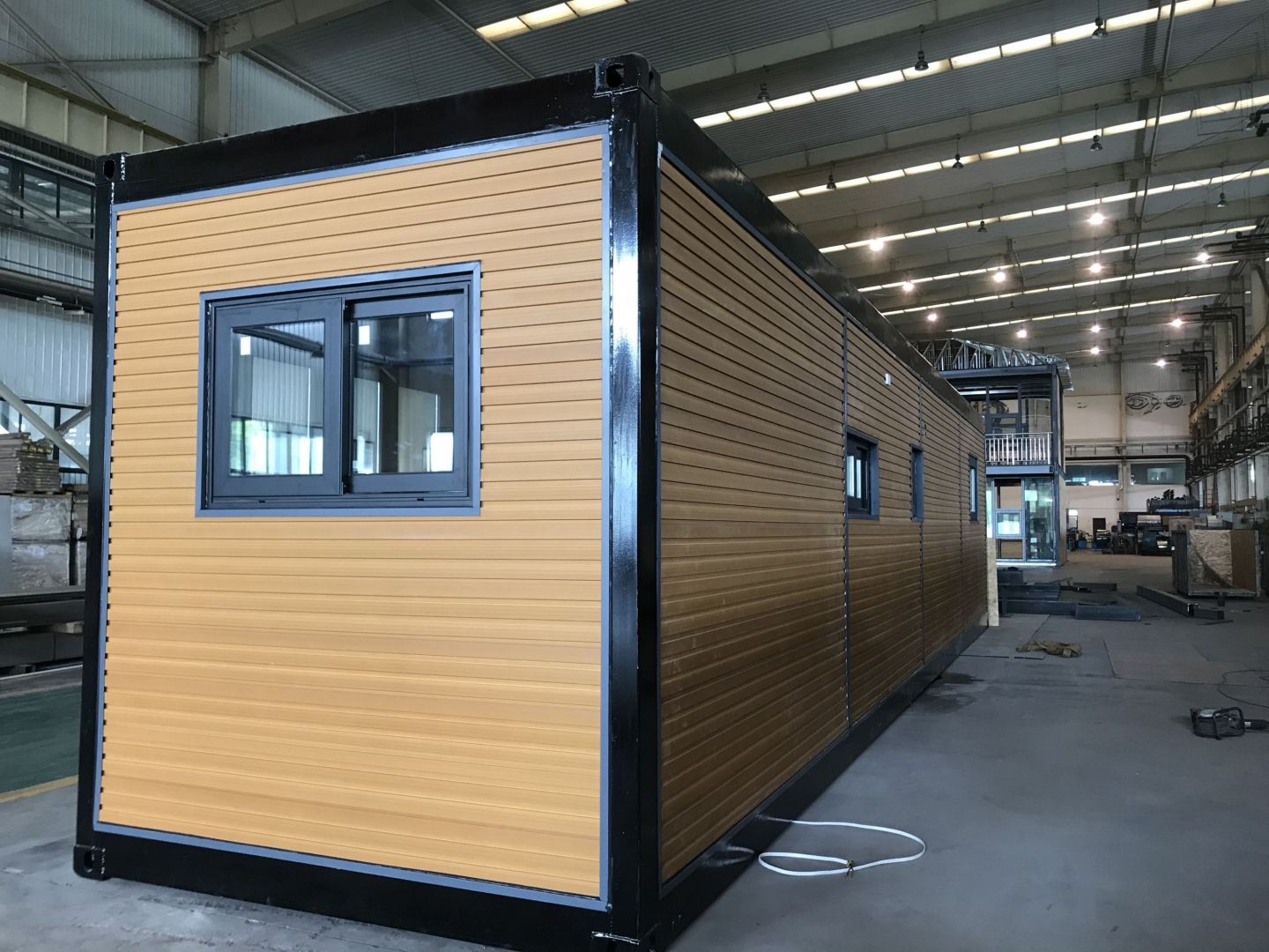 Luxx Container Home
