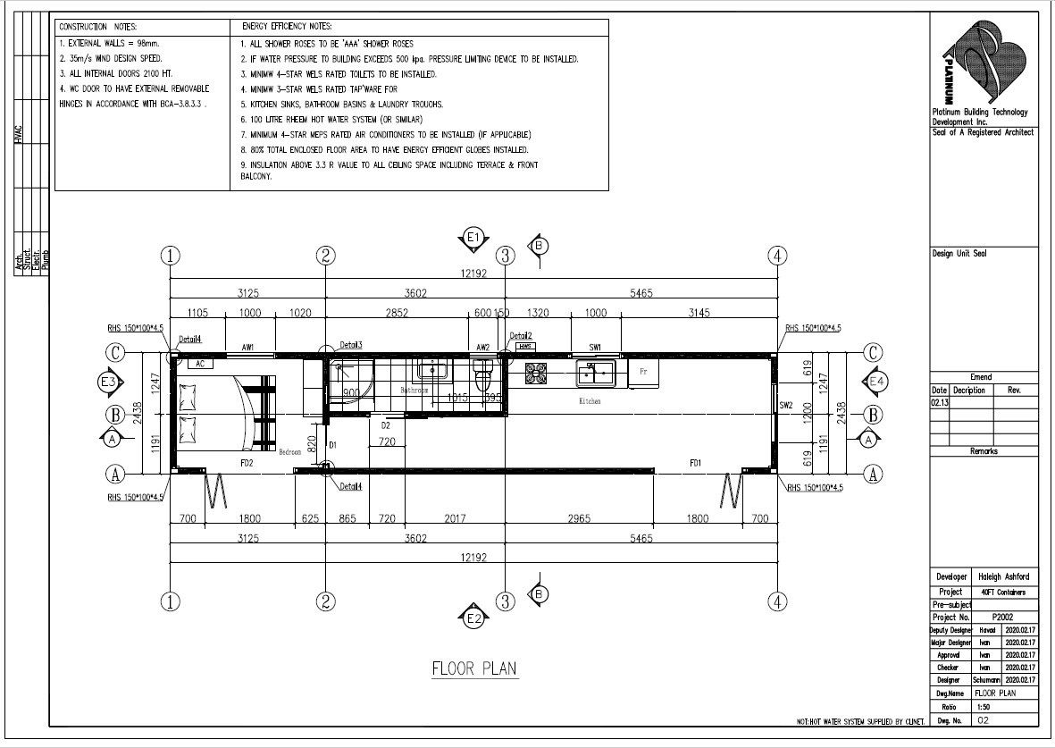 Luxx Container Home photo 8